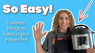 5 EASIEST Things to Cook in th…