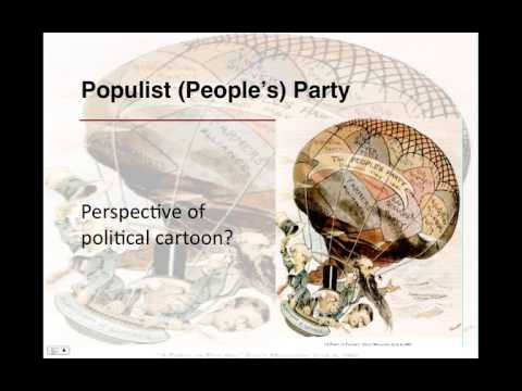 the rise and fall of populism 1890-1892: two elections, opposition and the people's party—part 2 of the rise & fall of southern populism, a history of the populist movement of the late 19th century.
