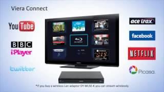 Panasonic DMR PWT 420 Blu-ray Player & HD Hard Disk Recorder