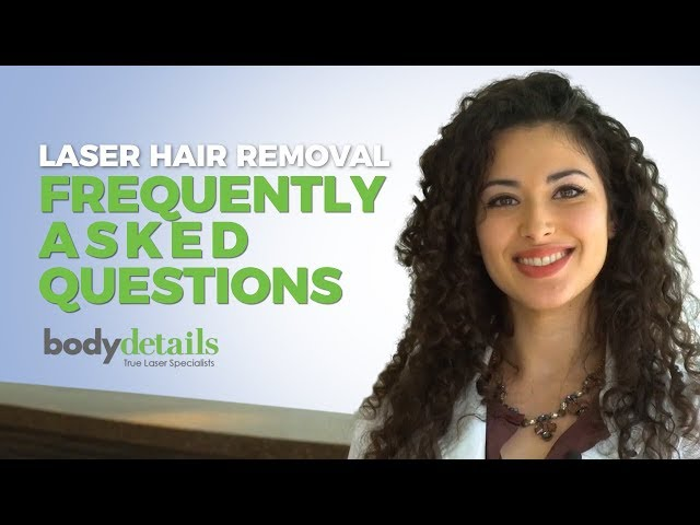 Laser Hair Removal Facts | Body Details