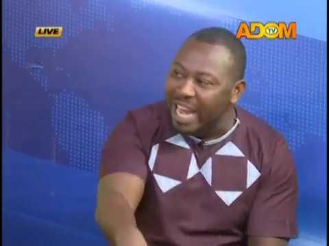 AFCON 2019 - Agoro Ne Fom on Adom TV (1-6-19)