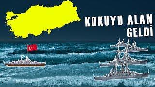 200'den Fazla Gemi Gönderdiler! Türkiye'nin Kapalı Maraş Çalımı