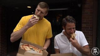 Barstool Pizza Review - Kestè With Special Guest Matt Bonner