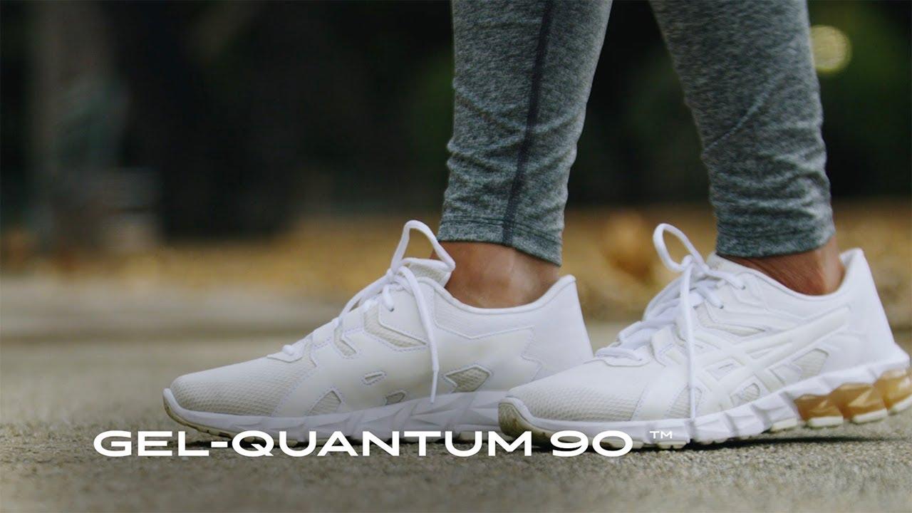 ASICS | GEL-QUANTUM 90™ Product Video