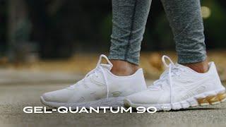 asics gel quantum 90