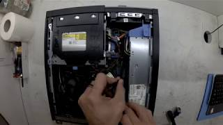 Removing the Admin password on a Dell Optiplex 9020 SFF