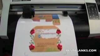 How To Use Graphtec Ce5000-40 / Craft Robo Pro For Contour Cut Packaging Designs 1 Of 2