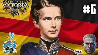 ВНУТРЕННИЕ ДЕЛА! - Victoria II Южногерманский Союз #6