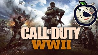 Call of Duty WW2 MULTIPLAYER Grinding | FFA / GRIDIRON / S&D | PS4 PRESTIGE 1 | COD Stream #5