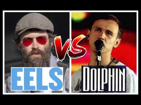 #9: Eels - Your Lucky Day In Hell  VS  Дельфин - Война