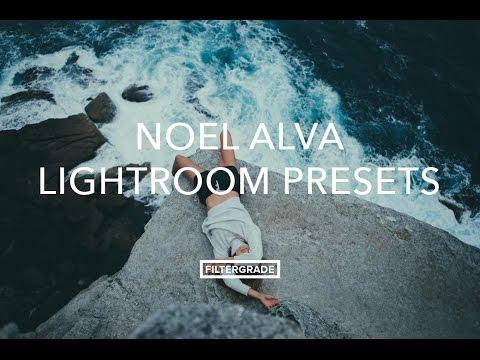 Noel Alva Lightroom Presets - Demo Video