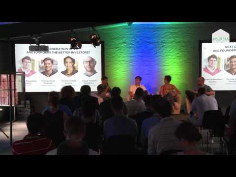 HEUREKA 2017 | Next generation of VCS! Are founders the better investors ?