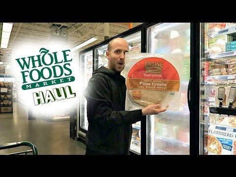 WHOLE FOODS HAUL| VEGAN| ORGANIC