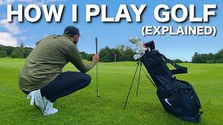 HOW I PLAY GΟLF | Every shot explained