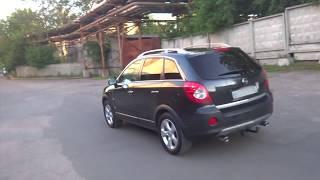 Opel Antara.  V6 по цене Лады Весты.