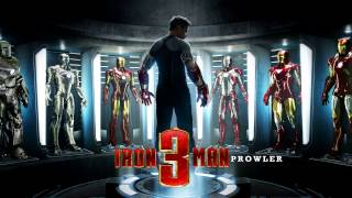 Iron Man 3 - The Mechanic (Soundtrack OST HD)