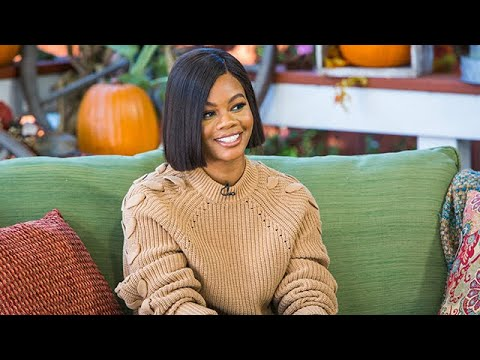 Gabby Douglas visits - Home & Family