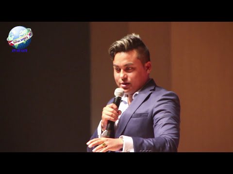 Sandeep chhetri comedy | mithailaal Jyadab | South Korea