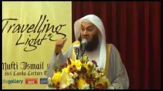 Mufti Menk - A Somali brother who lost all his wealth, but not his Faith (AMAZING) Thumbnail