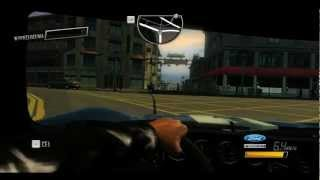 Driver San Francisco: Gameplay Free Roam & Race - Ford GT [PC HD]