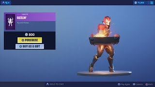 Spending V-Bucks *NEW* Epic 'SIZZLIN' Cooking Emote (Fortnite item Shop Today)