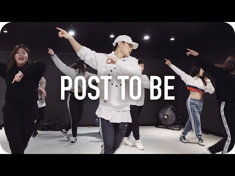 Post To Be - Omarion / Beginner's Class