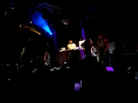"""Styles P """"I Get High"""" Intro by Pete Rock Highline Ballroom 12.23.09"""