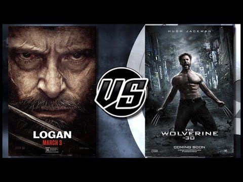 Logan VS The Wolverine