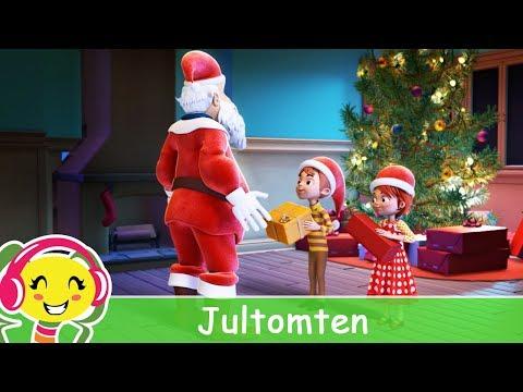 Cantec nou: Jultomten  Julsnger fr Barn p Svenska  BarnMusikTV