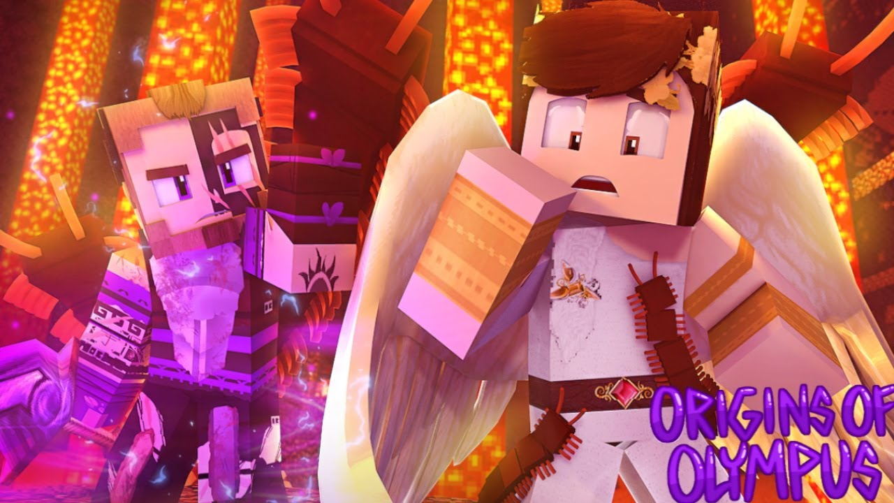 Download Origins of Olympus #6 - A YEAR OF PUNISHMENT! (Percy Jackson Minecraft Roleplay)