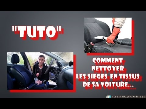tuto comment nettoyer les si ges en tissus de sa voiture youtube. Black Bedroom Furniture Sets. Home Design Ideas