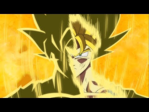 Dragon Ball Super Opening 2 Limit break x survivor (Saga Freezer) (FAN ANIMATION) By Daolin