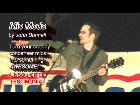 John Bonnell - Mic Mod (Commercial)