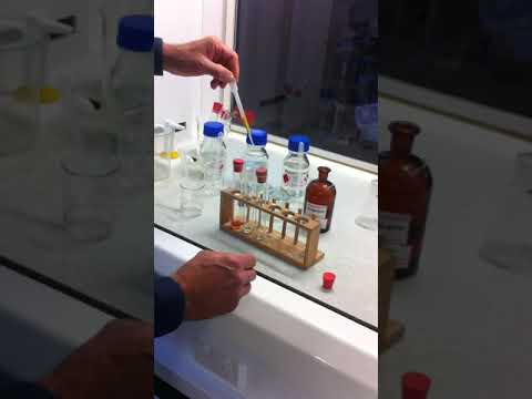 Reaction Of Hydrocarbons With Bromine