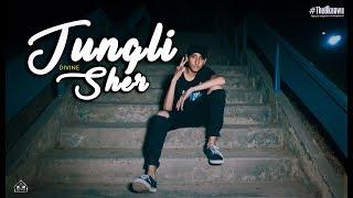Jungli Sher DIVINE | RAVISH ANAND Choreography | #TheUnknown
