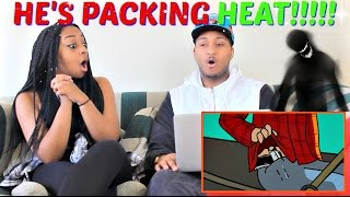 14 Horror Stories Animated PART 4 REACTION!!!!