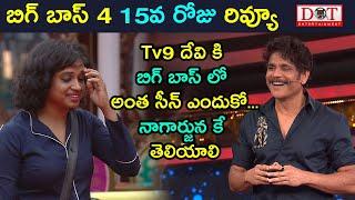 Bigg Boss Telugu 4 Episode 15 Review | Day 15 | Dot Entertainm…