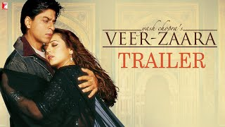 Veer-Zaara | Official Trailer | Shah Rukh Khan | Rani Mukerji | Preity Zinta YouTube Videos