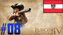 Let´s play EU IV #8 Agressives Ungarn (Deutsch/German) (Livestream)