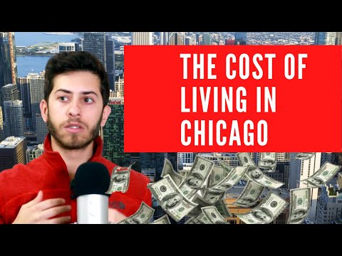 The Cost Of Living In Chicago - How I Spend My Money