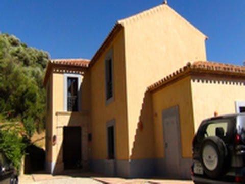 Country Villa for sale in Gaucín, Malaga, Spain