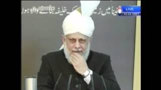 Taqwa et crainte de Dieu - sermon du 18-05-2012