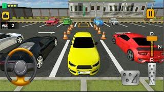 Car Parking Driving School: Free Parking Game 3D - Android GamePlay - Car Parking Games Android