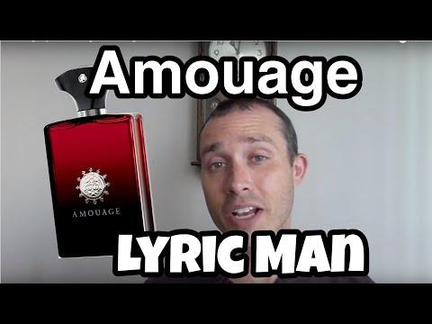 Amouage Lyric Man fragrance/cologne review