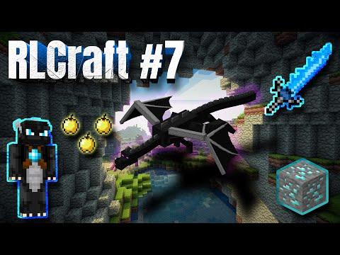 RLCraft Minecraft #7 | Вызвал древесного Демона