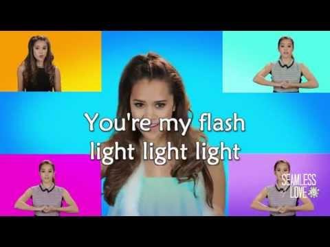 Flashlight - Megan Nicole (Cover) (Lyrics)