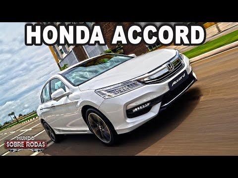 Novo Honda Accord 2016
