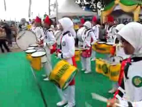 paris barantai drumband.flv