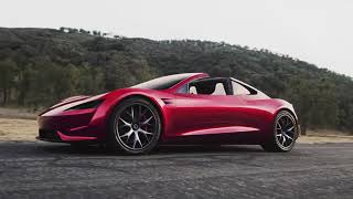 Tesla Roadster-World fastest car