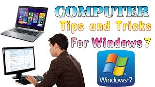 Computer Tips and Tricks for Windows 7 Urdu/Hindi Tutorial